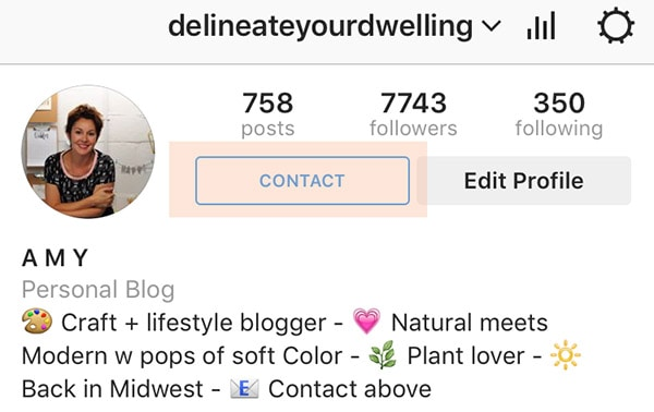how to create a business instagram profile