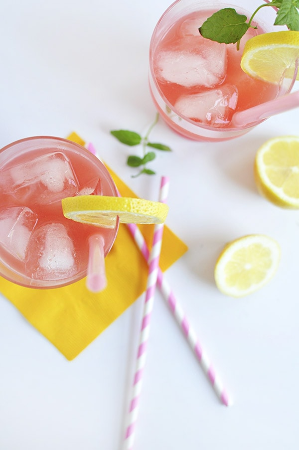 Refreshing Glass Watermelon Lemonade, Delineate Your Dwelling