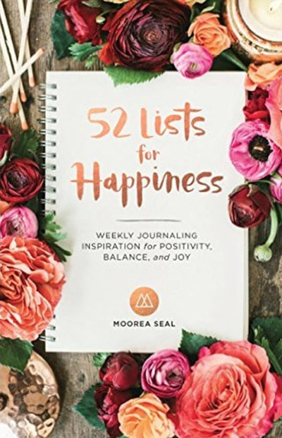 52 lists of happiness book