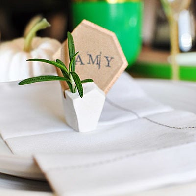 geometric-clay-placecard-holder-table