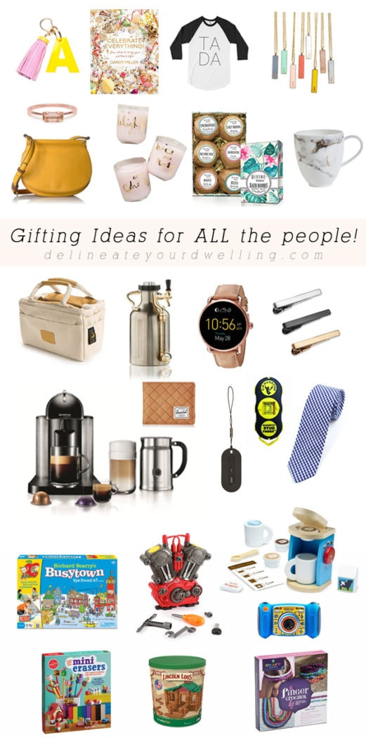Gift Ideas For All The People, Delineate Your Dwelling