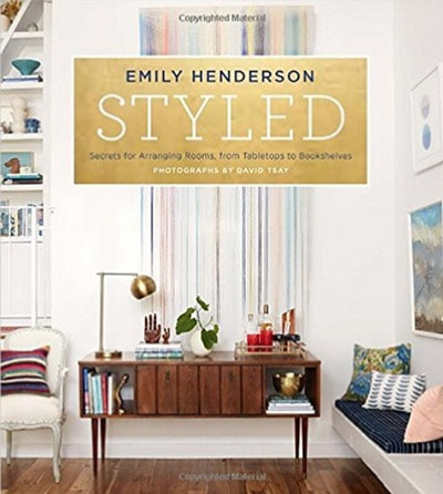 styled book