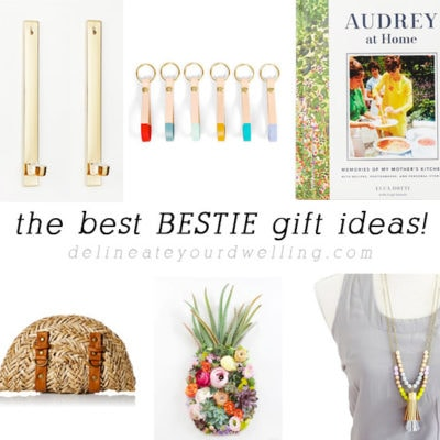 The best Bestie gift ideas!
