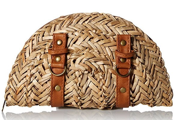 Wicker Clutch