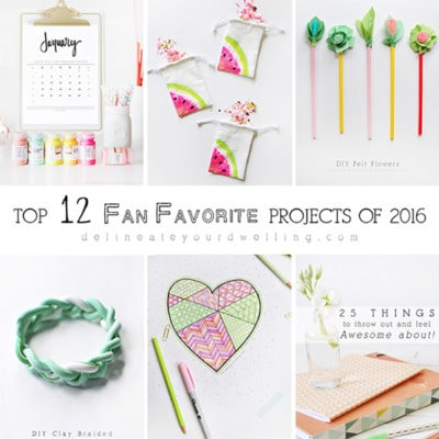 1 Reader Favorite 2016 Posts