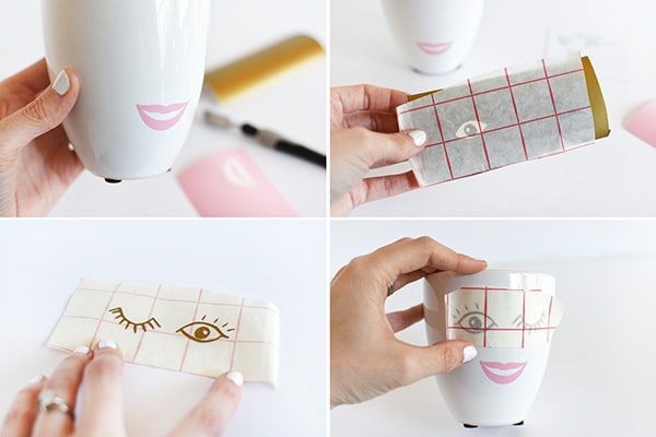 DIY Face Planter steps 2