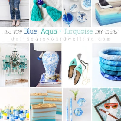 1-Blue,-Aqua-and-Turquoise-DIY-crafts