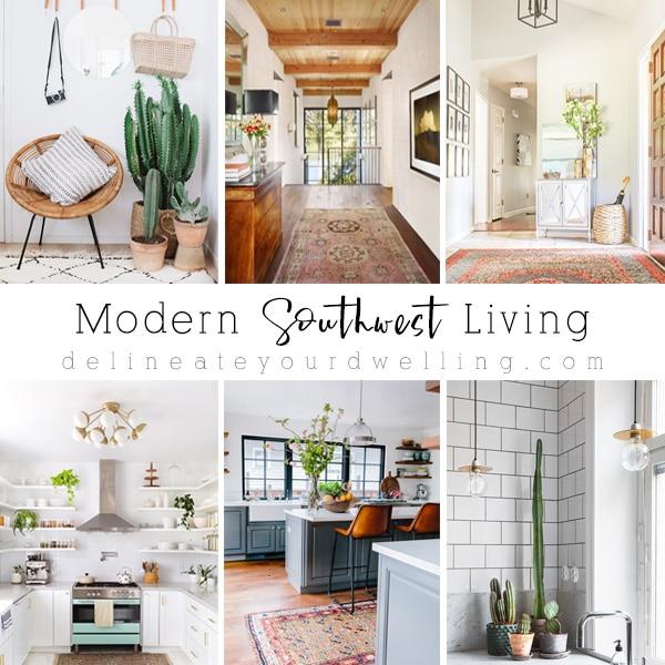 Modern Southwest Living