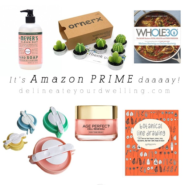 1 Amazon Prime Day
