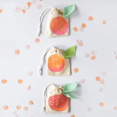 1-Mini-Peach-Painted-Bags