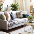 1 Gorgeous Gray Modern Burrow Modular Sofa