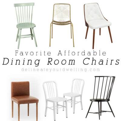 1 Dining Room Chairs