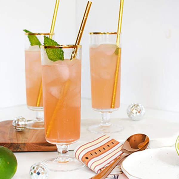 Red Bell Pepper Cocktail