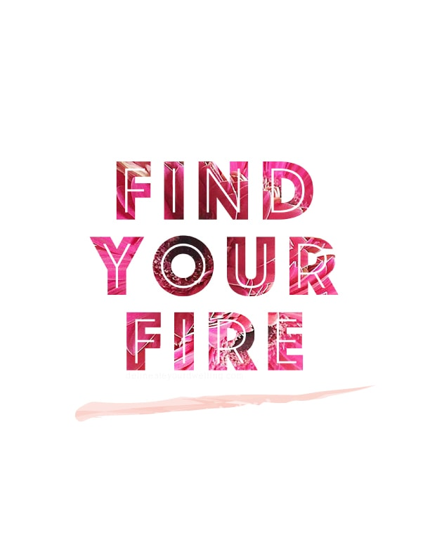 Find-Your-Fire-FREE GRAPHIC #printable, Delineate Your Dwelling