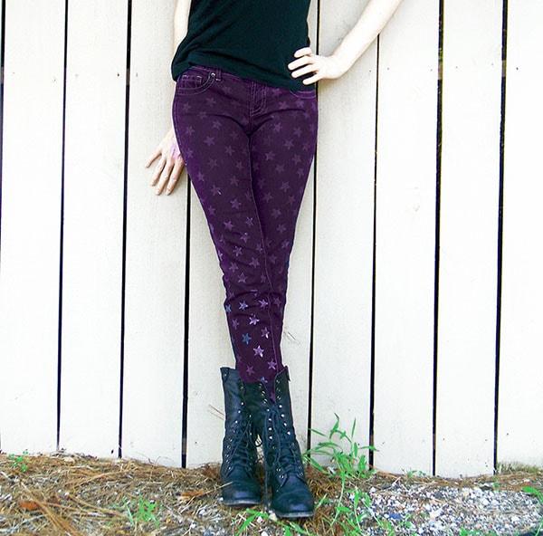 Purple-rockstar-pants