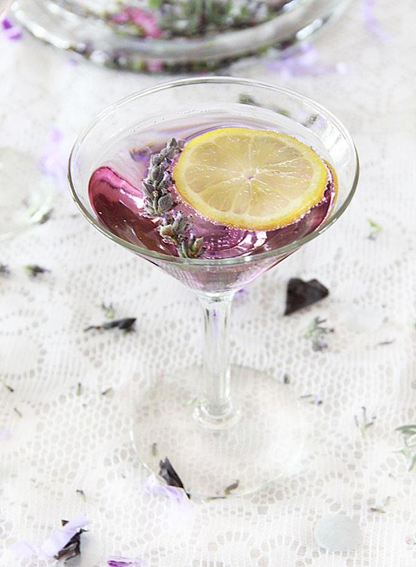 recipe purple martini
