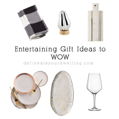 1 Entertaining Gift Ideas to WOW