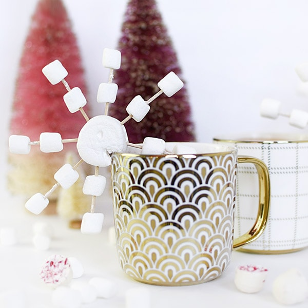 Snowflake Hot Cocoa