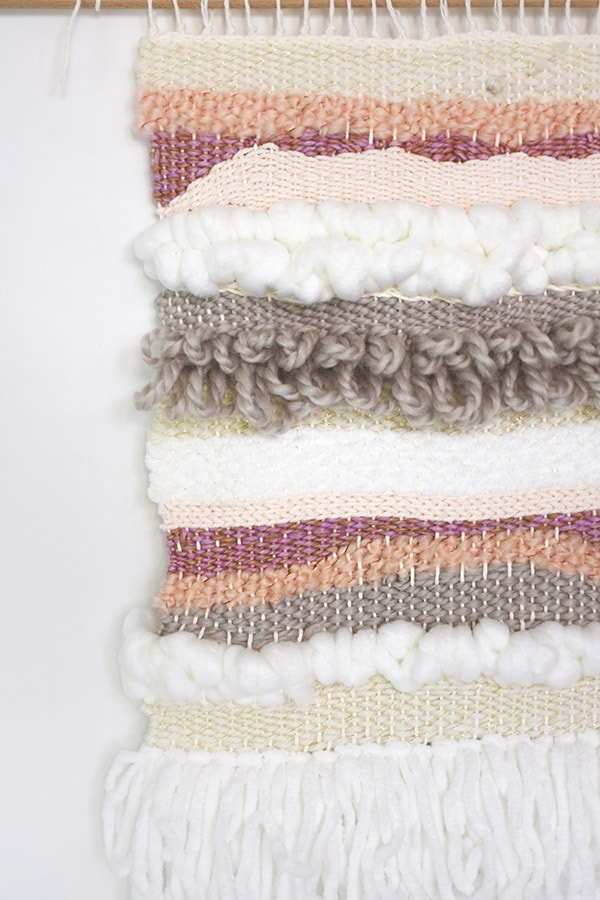Creative Wall Weavings, Delineate Your Dwelling