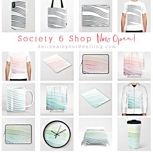Society 6 is making my dreams come true