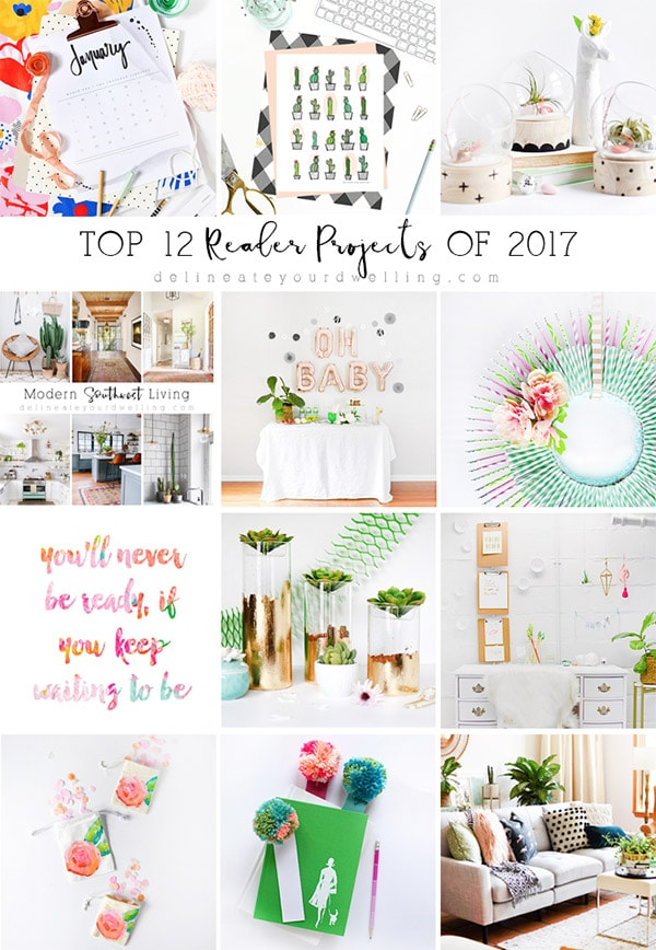 Top Reader Creative, Craft, Home Decor 2017 Posts, Delineate Your Dwelling