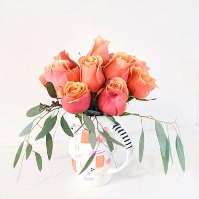 1-Rose-Flower-Mug
