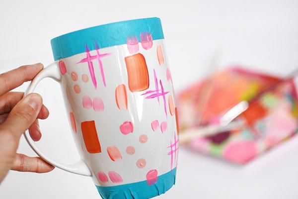 Flower Mug step 3